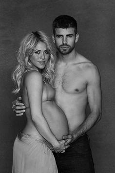 Shakira Piqué by Jaume de Laiguana