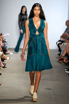 The 14 Need-To-Know Trends Of 2015 #refinery29  http://www.refinery29.com/2014/09/74344/fashion-week-trends-spring-2015-runway-shows#slide35  Derek Lam