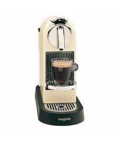 Magimix 11291 M190 Citiz Nespresso Coffee Machine - Cream.