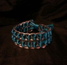 Soda Tab Bracelet by OnceThatNowThis on Etsy, $5.00