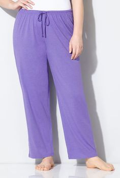 ORCHID BLUSH SOLID PANT, Orchid