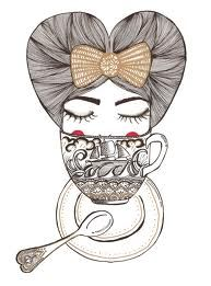 tea cup drawing - Google Search