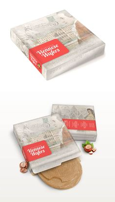 Traditional delicacy & souvenir design