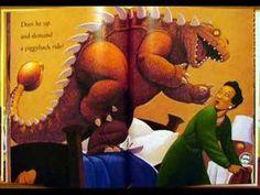 How do dinosaurs say goodnight Naration http://youtu.be/f4aHT9-3Sqo