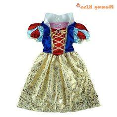 26.78$  Buy now - https://alitems.com/g/1e8d114494b01f4c715516525dc3e8/?i=5&ulp=https%3A%2F%2Fwww.aliexpress.com%2Fitem%2FNew-2014-Fantasia-Vestidos-Girls-Print-Children-Cosplay-Dress-Snow-White-Princess-Dresses-Costume-Perform-Clothes%2F1851022561.html - New 2015 Fantasia Vestidos Girls Print Children Cosplay Dress Snow White Princess Dresses Costume Perform Clothes,Party Dresses