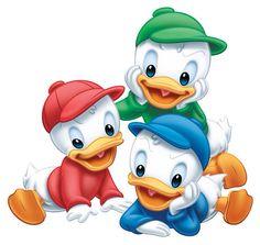 Disney: Huey, Dewey & Louie