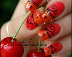 nail polish and then collection consists from different colors Nail Art