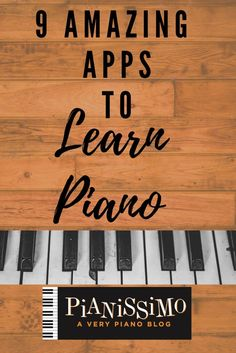 The piano is a tangible musical instrument. If you have the heart of a musician, you have to learn to play piano. You can learn to play piano through software and that's just what many busy individuals do nowadays. The piano can b The Piano, Kids Piano, Best Piano, Piano Man, Singing Lessons, Music Lessons, Singing Tips, Guitar Lessons, Learn Singing