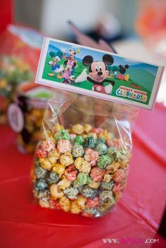 Mickey Mouse Clubhouse Birthday Party Ideas | Photo 13 of 32 | Catch My Party