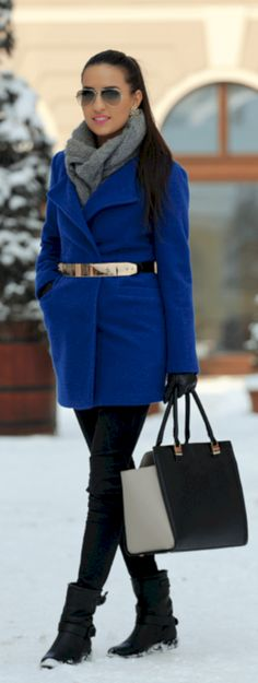 stylish winter outfit ideas with blazer 15 - glitterous.net e55191e5638