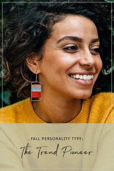 What's Your Fall Personality? Ethical Fashion for Everyone
