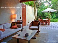 Four Seasons bali at sayan  1bed room Villa