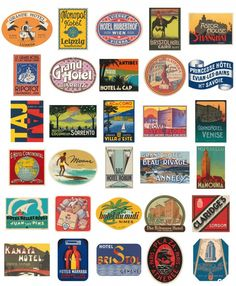 Los Angeles  CA   City Hall   Vintage Looking Travel Decal Luggage Label Sticker