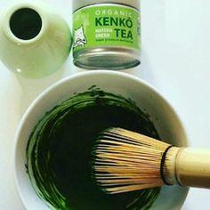 Koicha Matcha tea with Kenko Premium Matcha Grade