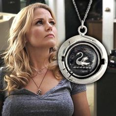 Once Upon a Time Emma's Necklace