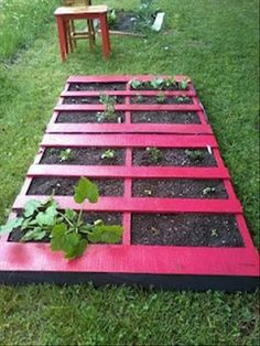 DIY Pallet Gardens - 20 Creative Ways to Use Pallets | 99 Pallets