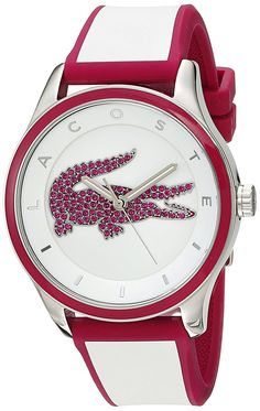 Lacoste Women's 'VICTORIA' Quartz Multi Color Casual Watch (Model: 2000927) ** Check this awesome watch by going to the link at the image.
