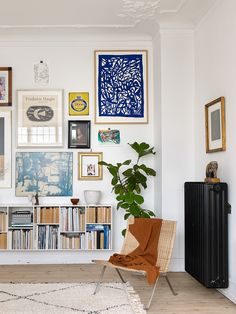 A STYLISH & ECLECTIC APARMENT IN COPENHAGEN, DENMARK | THE STYLE FILES