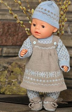 Bildresultat för Baby Doll Clothes Patterns