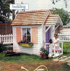 """1930s #Playhouse Plan 503592 