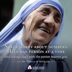 Saint Mother Teresa, pray for us. Catholic Quotes, Catholic Prayers, Catholic Saints, Catholic Catechism, Roman Catholic, Mother Theresa Quotes, Saint Teresa Of Calcutta, Saint Quotes, Blessed Mother