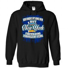03-WISCONSIN FOREVER - #tee time #moda sweater. SECURE CHECKOUT => https://www.sunfrog.com/Camping/1-Black-81135766-Hoodie.html?68278