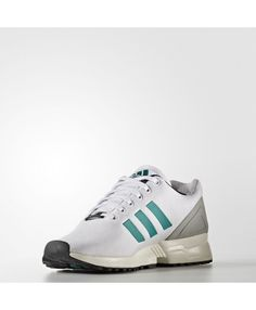 8cc3be2774845e https   leisurelythreads.co.uk adidas Zx Flux W White Trainers