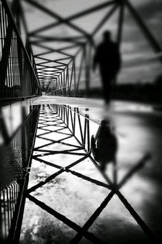 One Step Closer by Paulo Abrantes on ● Black & White Photography Line Photography, Shadow Photography, Reflection Photography, Urban Photography, Creative Photography, Street Photography, Straight Photography, Photography Ideas, Composition In Photography