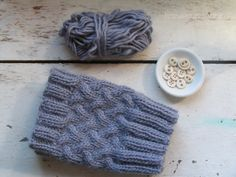 homespun living: thank you & a free boot cuff pattern