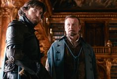 The Musketeers - 2x03 - The Good Traitor, Athos & Treville