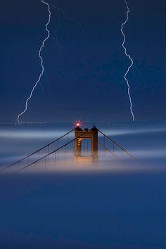 SFC, Golden Gate Bridge,
