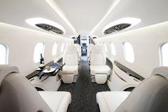 White Private Jet Interior _ . Privilege. http://www.forexleopard.com/