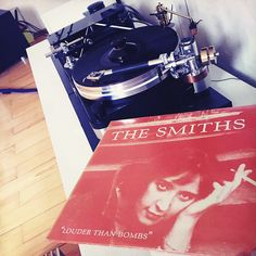 micro seiki - the smiths  #soulmining #vinyl #music #thesmiths