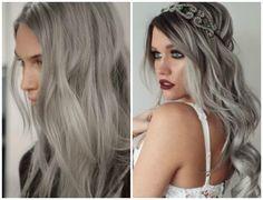 Gray hair 3, hair, hiukset, harmaat, harmaat hiukset, hair style, hair styling, hiusjuttu, new hair, uudet hiukset, kampaajalle, silver hair, hopeat hiukset,
