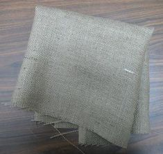 Embroidering on BURLAp--(USe a 75/11 sharp needle, medium cutaway with temp, spray,wss-hoop all.)Embroidery Library