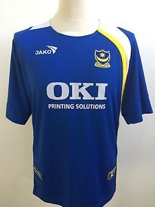PORTSMOUTH Football Shirt 2005-2006 HOME Size L Large | eBay