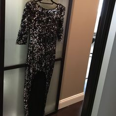 Brand New Sequined Dress