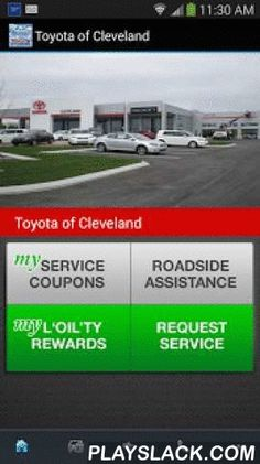 Toyota service repair coupons haley toyota certified sales and toyota of cleveland android app playslack with toyota of clevelands dealership mobile app you can expect the same great service even when youre fandeluxe Gallery