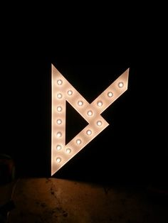 Digimental Studio London Marquee light by Hernstag