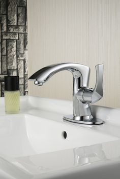 The Tuscany® Esa Bathroom Faucet Offers A Daring Yet Modern Design That  Will Command Attention As The Centerpiece Of Your Bathroom. In A Chrome  Finish, ...