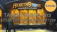 HEARTHSTONE - TAVERN BRAWL WEEK 13: Double Deathrattler Battler | Deathr...