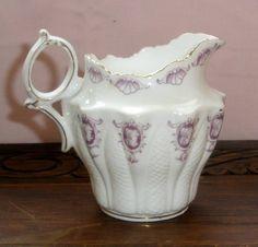 A Stunning Vintage Edwardian Star China Milk Jug The Paragon China