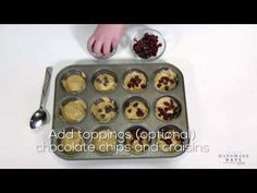 5 Ingredient Blender Muffin Recipe