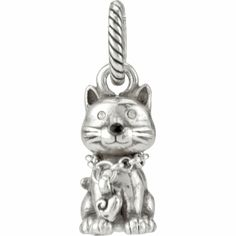 Browse our extensive collection of charms for charm bracelets here. Brighton designs unique silver charms to commemorate any event or special occasion. Brighton Charm Bracelet, Brighton Charms, Brighton Jewelry, Cat Jewelry, I Love Jewelry, Jewelry Ideas, Jewelry Bracelets, Bracelet Charms, Black Gold Jewelry