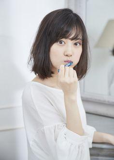 Pretty Asian Girl, Asian Cute, Beautiful Asian Women, Kawaii Hairstyles, Cute Girls Hairstyles, Japanese Beauty, Asian Beauty, Cute Japanese Girl, Photos Of Women