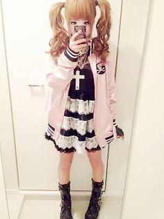 •○~ Gyaru fashion, ギャル♥