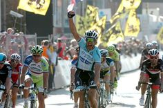 Another for Boonen! He takes Gent-Wevelgem 2012