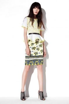 Prabal Gurung Resort 2013 - Review - Collections - Vogue