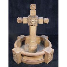 Ancient Cross Fountain