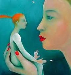 good day to : Spend time in reflection and introspection Chakras, Reflection Art, Calendar 2017, Inner Child, Wild Child, Self Love, Disney Characters, Fictional Characters, Teacher